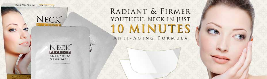Neckperfect Anti-aging  Neck Mask